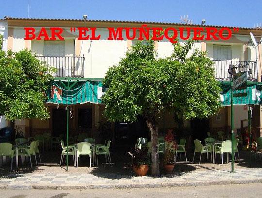 "BAR ""EL MUÑEQUERO"" de Mesas del Guadalora."