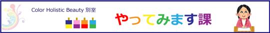 カラホリのサイトでこのバナーをクリック☆