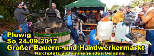 Pluwig, 24.09.2017, Bauern- und Handwerkermarkt, theophil schweicher