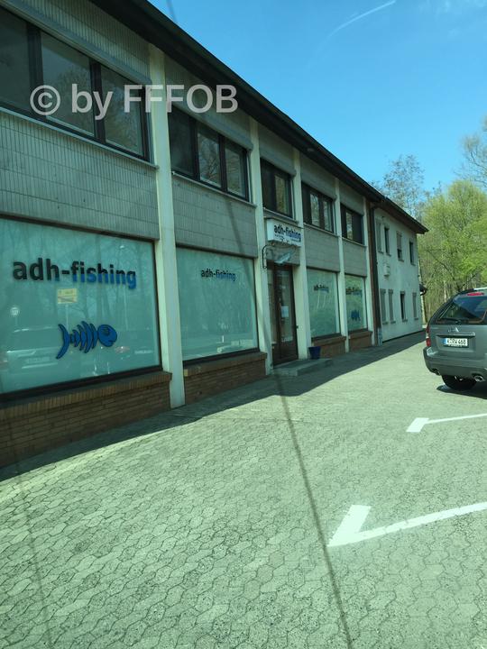 Ankunft in Peine-Vöhrum bei adh-fishing