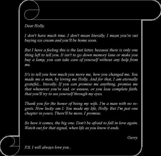 5 Jolies Lettres Damour Lues Dans Des Films De Lover