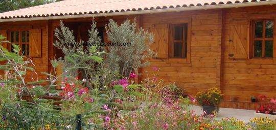 Maison bois Sygrid 91m² 3 chambres