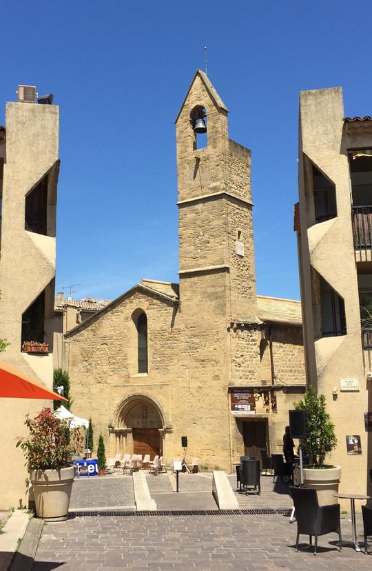Eglise St Michel à Salon de Provence