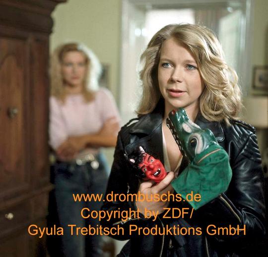 "Marion Kracht spielte in 30 Folgen der Serie Bettina ""Tina"" Drombusch"