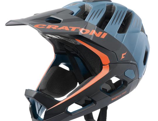 Der Trail- und Enduro-Helm Madrock Pro von Cratoni.