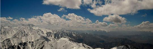 Hidukusch Gebirge