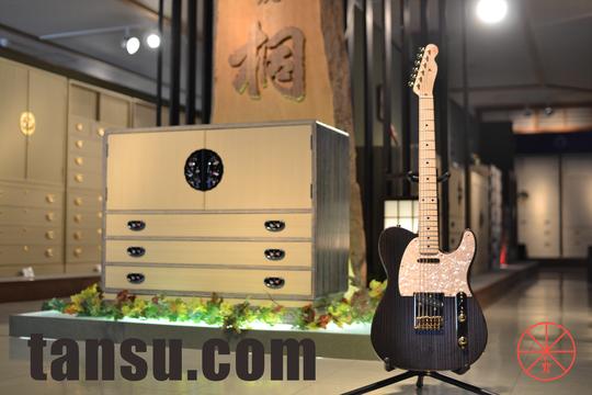 桐エレキギター 最新ギター 2019