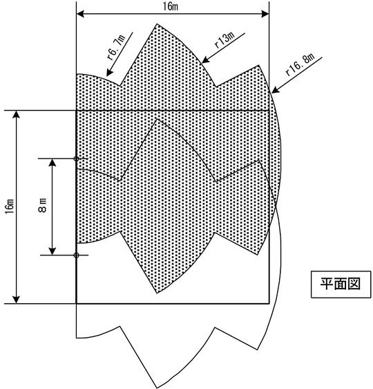 壁掛型スピーカーを使用するスピーカーの配置 非常放送設備