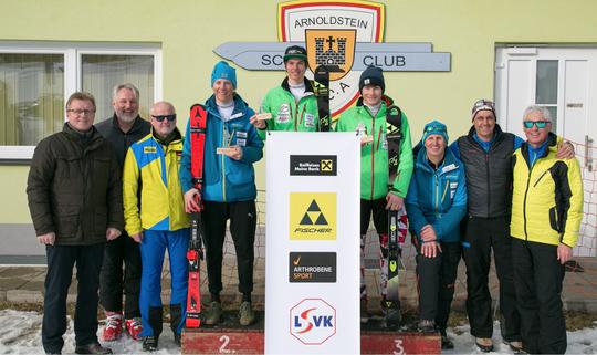 Nächster Slalomerfolg von Philip Hoffman am Dreiländereck
