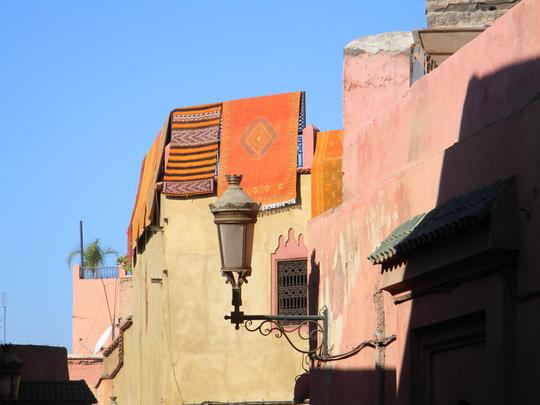 Farben in Guelma, 2013