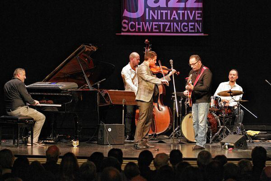 Jermaine Landsberger,Sandro Roy,Joel Locher,Guido May,Bireli Lagrene