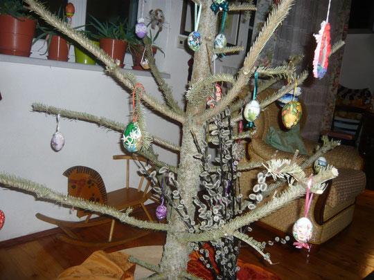 osterweihnachtsbaum 2014