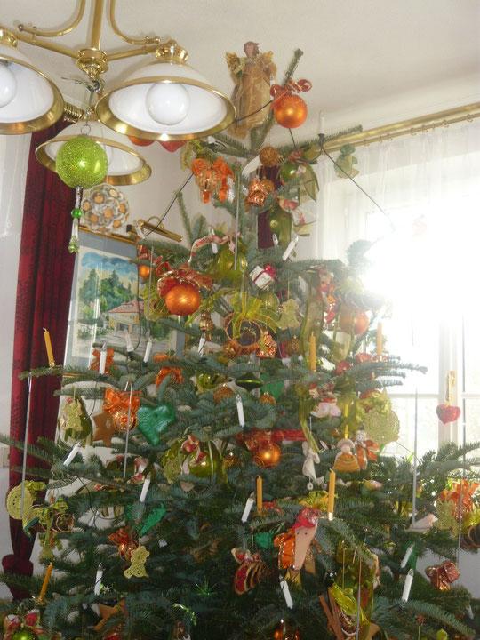 Brauchtum ueh for Amerikanischer weihnachtsbaum