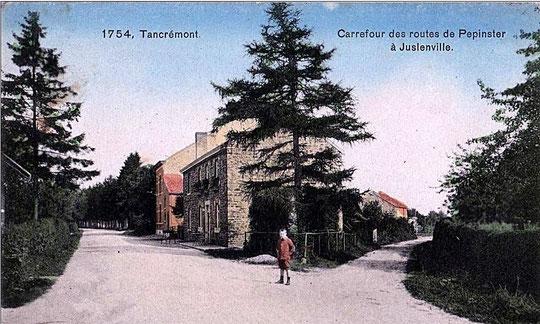 Carrefour de Juslenville