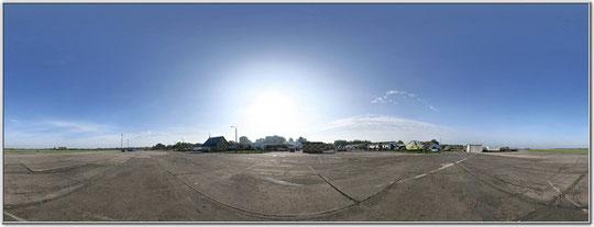 Flugplatz von Peenemünde