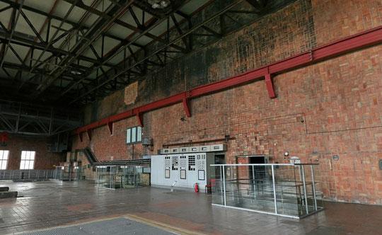 Alte Kraftwerkshalle