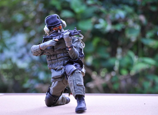 フィギュア エリートフォース Marin Force Recon  US Marine Corps 1/6 scale