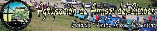 Groupement des amis de la Citroën (Argentine)
