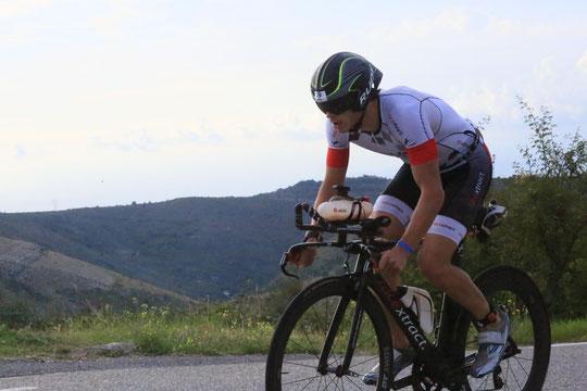 Dominik Sowieja Ironman 70.3 Nizza Rad