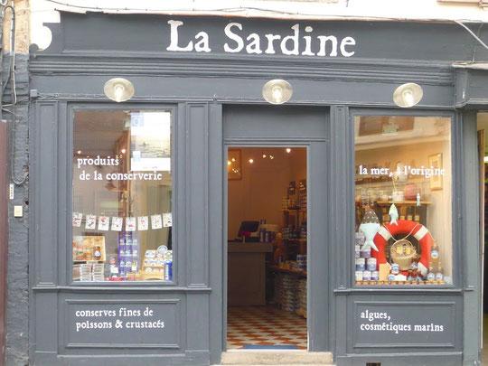 La Sardine - 9 Rue de la Ferté 80230 Saint-Valery-sur-Somme - 03 22 60 08 68