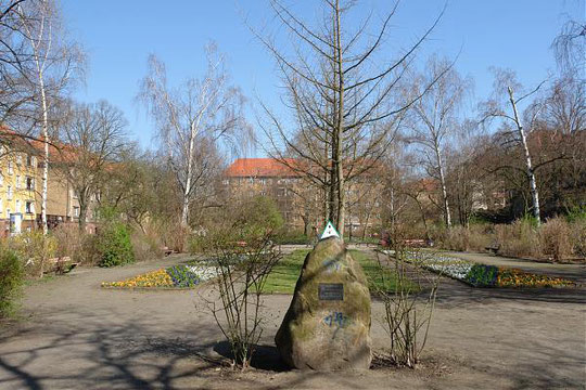 Ludwig-Barnay-Platz - Berlin Wilmersdorf