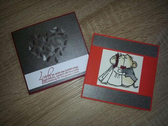 CD Hüllen für Hochzeitsbilder