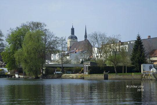 Brandenburg... von der Havel aus