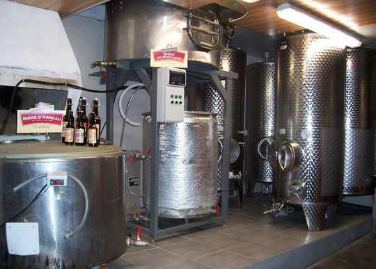 Brasserie l'Aoucataise