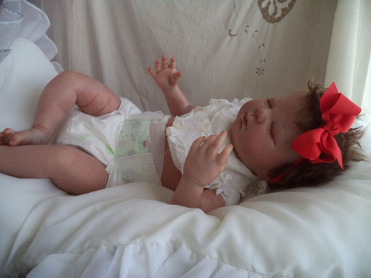 REBORN DOLL  'SIENNA' by Denise Pratt