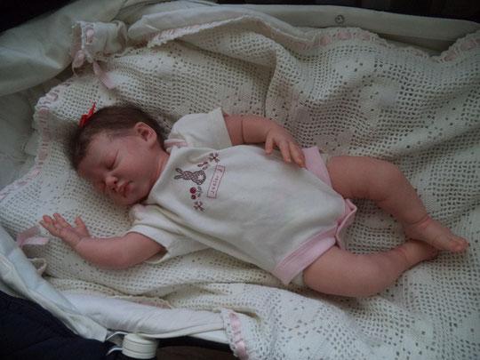 reborn baby LEE LU Natali Blick