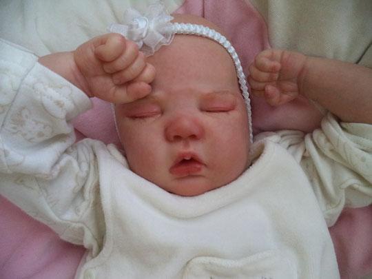 BABY REBORN TEDDY SANDY FABER