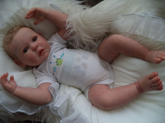 'GRACIE' by Ann Timmerman reborn baby
