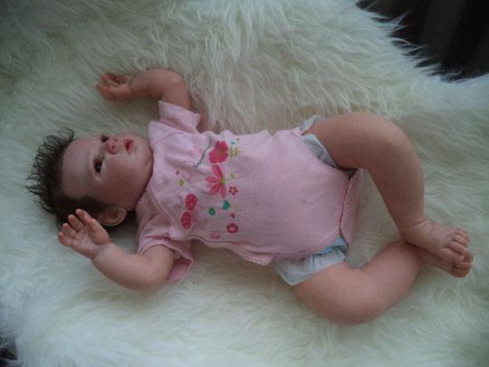 bambole reborn SABRINA Reva Schick