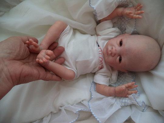 BUTTERCUP Bonnie  Brown reborn bambole