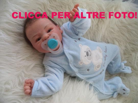 bambole reborn COCO MALU ELISA MARX