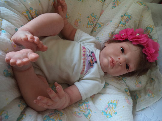 REBORN DOLL ALICE by Natali Blick