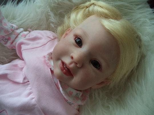 REBORN BABY BONNIE MURRAY