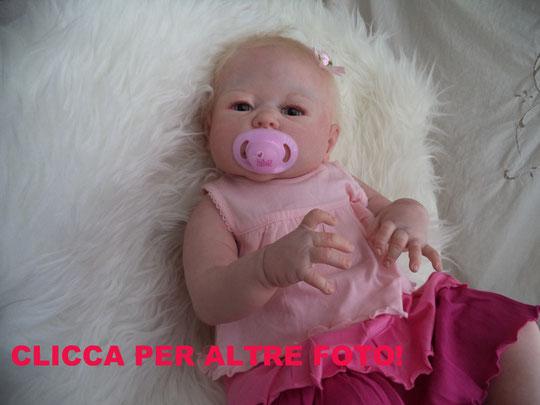 DAKOTA Sheila Michael reborn doll