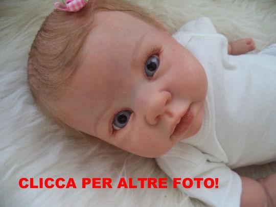 BABY REBORN KRISTA LINDA MURRAY