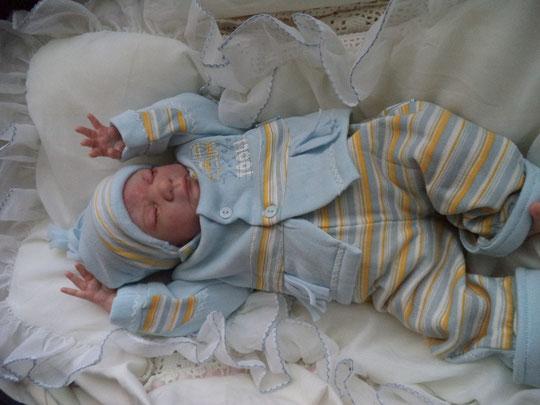 baby reborn LUKA RACHEL MAYNARD