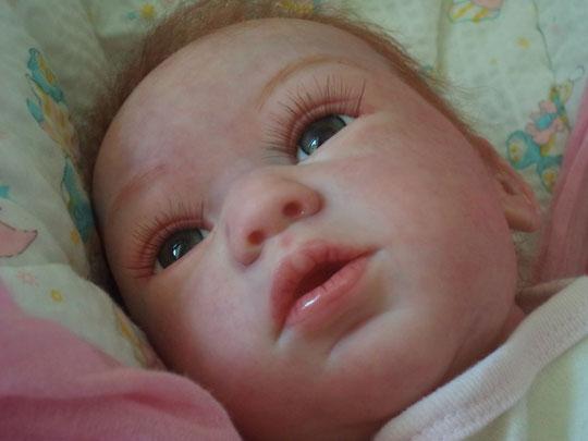 REBORN BABY MAIKE  by Gudrun Legler