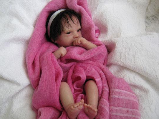 bambole reborn nuvola rosa nursery