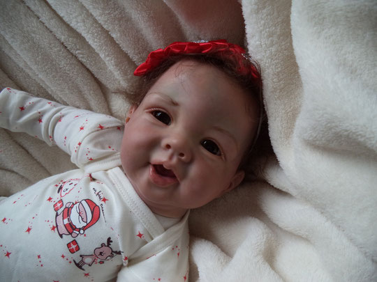 JETTE by Elly Knoops REBORN DOLL