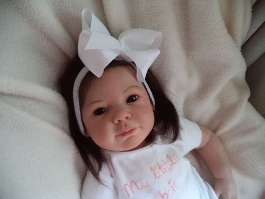 reborn dolls CAMILLE by Ann Timmerman