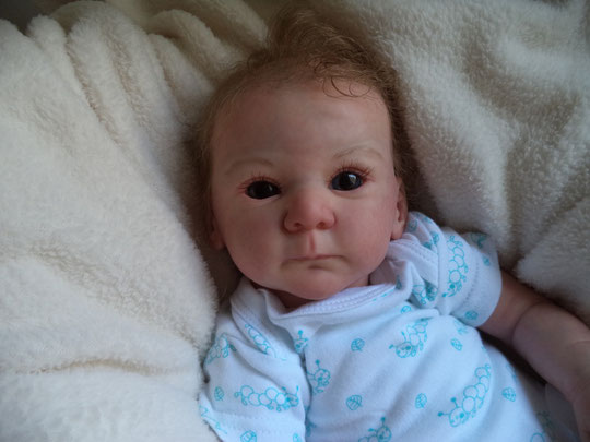 MATHIS  by Gudrun Legler reborn doll