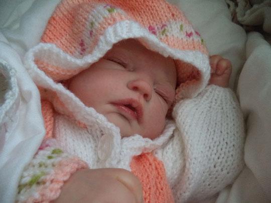 BABY REBORN FLEUR SHEILA MICHAEL