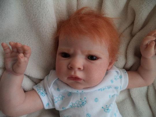 SABRINA by Reva Schick reborn doll