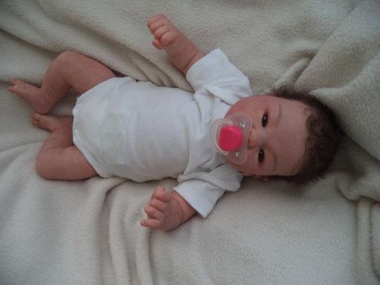 reborn baby doll COCO MALU Elisa Marx