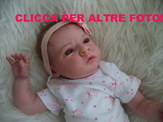 reborn baby SABRINA REVA SCHICK