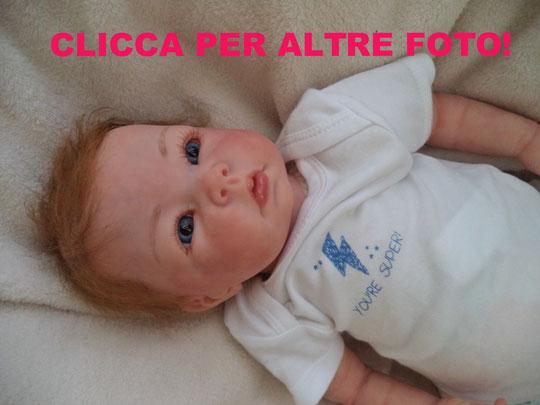 LUCA REBORN DOLL